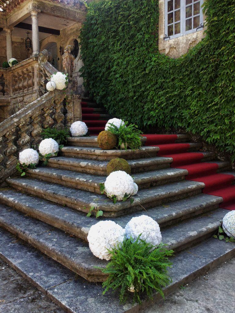 decoracion bodas ourense