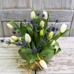 rs Tulipanes en ramo